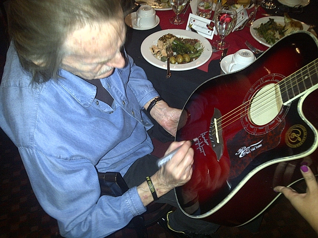 Famous PEOPLE Players An Evening with Gordon Lightfoot