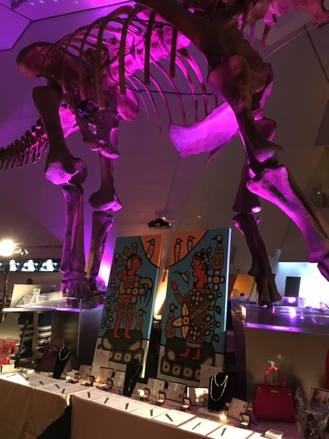 Another amazing set up at The ROM