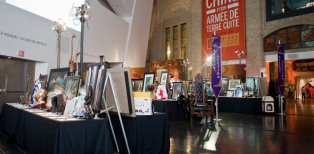 CANFAR- Bloor St. Entertains at the ROM