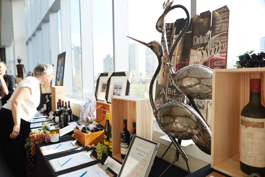 SAC can compliment your wine auction